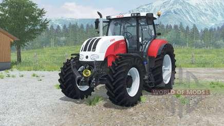 Steyr 6230 CVƬ для Farming Simulator 2013