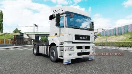 КамАЗ 5490 и 65206 для Euro Truck Simulator 2
