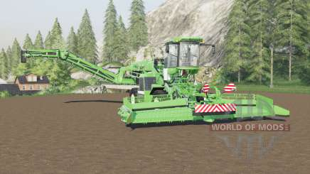 Holmer Terra Felis ろ для Farming Simulator 2017
