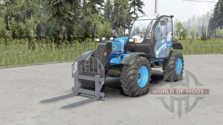 New Holland LM 7.42 для Spin Tires
