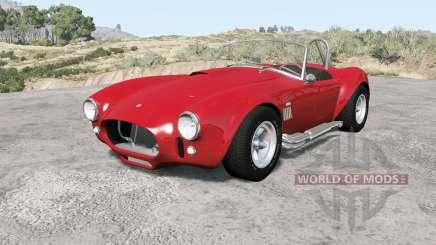 Shelby Cobra 427 (MkIII) v1.1 для BeamNG Drive