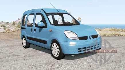 Renault Kangoo 2004 для BeamNG Drive