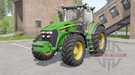 John Deere 7030-serieꞩ для Farming Simulator 2017