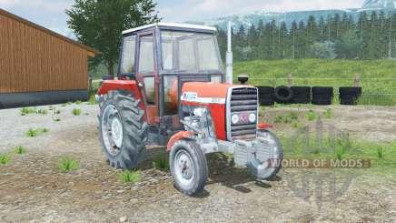 Massey Ferguson 2ⴝ5 для Farming Simulator 2013