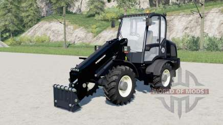 Weidemann 4270 CX100 T для Farming Simulator 2017