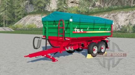 Metaltech TB-series для Farming Simulator 2017