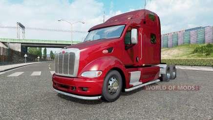 Peterbilt 387 2007 v1.4 для Euro Truck Simulator 2