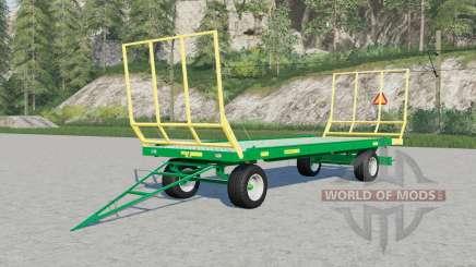 Metaltech PBD 8 ⱱ1.0.1 для Farming Simulator 2017
