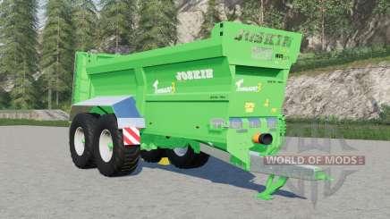 Joskin Tornado3 6516-19V для Farming Simulator 2017