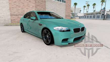 BMW M5 (F10) 2012 для American Truck Simulator