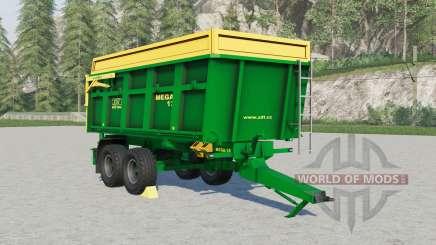 ZDT Mega 1ろ для Farming Simulator 2017