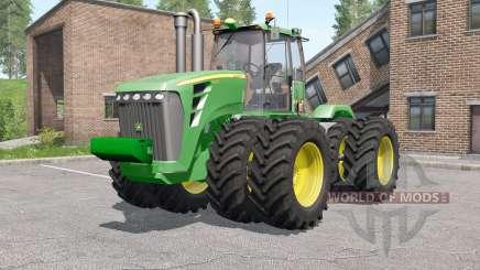 John Deere 96ろ0 для Farming Simulator 2017