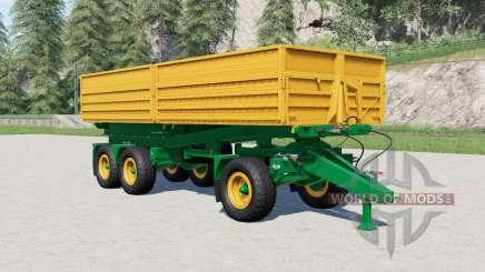 Hodgep Toldi-14 для Farming Simulator 2017