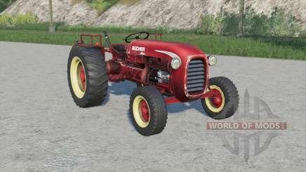 Bucher D 4000 для Farming Simulator 2017