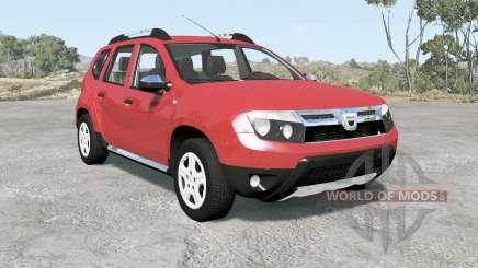 Dacia Duster 2010 для BeamNG Drive