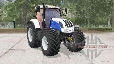 Steyr 6230 CVȾ для Farming Simulator 2015