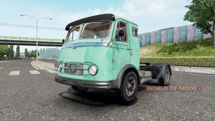 Mercedes-Benz LPS 331 для Euro Truck Simulator 2