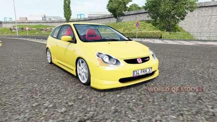 Honda Civic Type-R (EP3) 2004 для Euro Truck Simulator 2