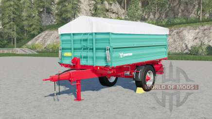 Farmtech EDK ৪00 для Farming Simulator 2017