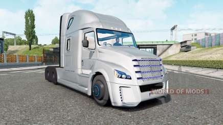 Freightliner Inspiration 2015 для Euro Truck Simulator 2