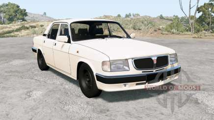 ГАЗ-3110 Волга 2000 для BeamNG Drive