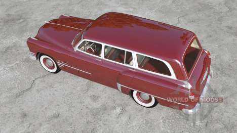 Burnside Special wagon v1.0.2.1 для BeamNG Drive