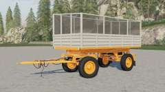 Autosan D-55 для Farming Simulator 2017