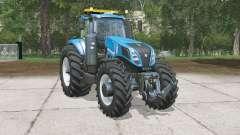 New Hollanȡ T8.320 для Farming Simulator 2015