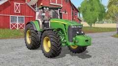 John Deere 8030-serieѕ для Farming Simulator 2017