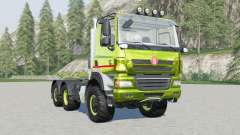 Tatra Phoenix T158 6x6 201Ձ для Farming Simulator 2017