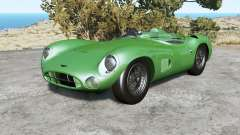 Aston Martin DBR1 1957 для BeamNG Drive