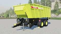 Fendt Tigo XR 75 Đ для Farming Simulator 2017