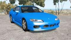 Nissan Silvia Spec-R Aero (GF-S15) 1999 v1.1 для BeamNG Drive