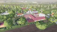 Lubelska Dolina для Farming Simulator 2017