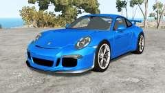Porsche 911 GT3 (991) 2014 для BeamNG Drive