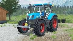 New Holland Ƭ6.160 для Farming Simulator 2013