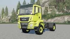 MAN TGS 18.500 motor config для Farming Simulator 2017