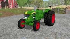 Deutz D 40Ꞩ для Farming Simulator 2017