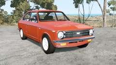 Toyota Corolla Sprinter 1969 v2.0 для BeamNG Drive