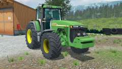 John Deere 8Ꝝ10 для Farming Simulator 2013
