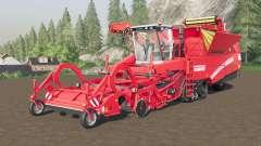Grimme Tectron ꝝ15 для Farming Simulator 2017