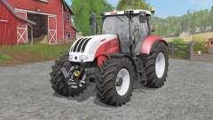 Steyr 6000 CVҬ для Farming Simulator 2017