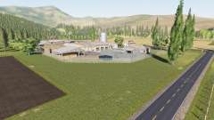 Black Mountain Montana v1.1 для Farming Simulator 2017