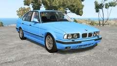 BMW M5 (E34) 1993 v1.18 для BeamNG Drive