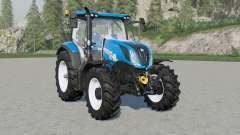New Holland T6-seriєs для Farming Simulator 2017