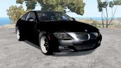 BMW M6 coupe (E63) 2009 для BeamNG Drive
