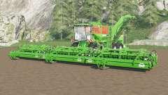 Holmer Terra Dos T4-40 multifruiʈ для Farming Simulator 2017