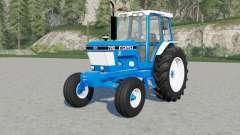 Ford 10-series для Farming Simulator 2017