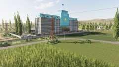 Казахстан для Farming Simulator 2017