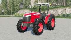 Massey Ferguson 4700-series для Farming Simulator 2017
